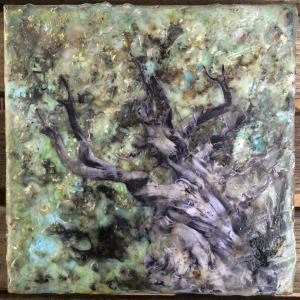 Encaustic Paintings for Sale by Oliver Tollison